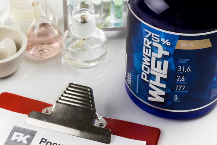 Смесь белковая R-LINE Nutrition Power Whey